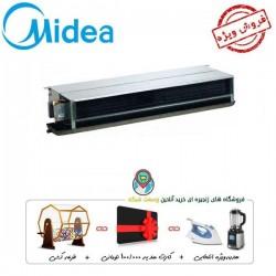 فن کویل سقفی توکار CFM500 مدیا