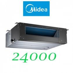 داکت اسپلیت کانالی مدیا 24000 سری x